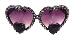 TRUE ROMANCE BLACK MAGIC LOLITA GLASSES