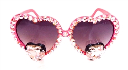 TRUE ROMANCE PINK WHISPER LOLITA GLASSES