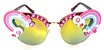 XANADU RAINBOW JUMBO ACID COCO GLASSES