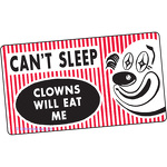 Can't sleep, clowns will eat me.
