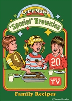 Let's make 'Special' Brownies Family Recipes
