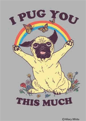 I pug you this much