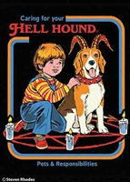 Caring for your hell hound