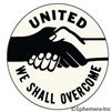 UNITED we shall overcome