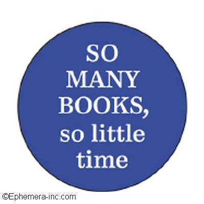 So Many Books, So Little Time