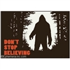 Don't Stop Believing (Bigfoot)