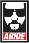 Abide (The Dude)