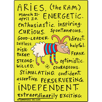 Aries nice  Clayboys zodiac