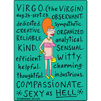 Virgo nice  Clayboys zodiac