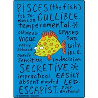 Pisces  naughty  Clayboys zodiac