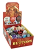 Pre-selected bestselling Button Assortment dump box