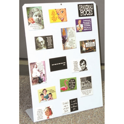 Magnet Easel Display Free only with $250 of merchandise