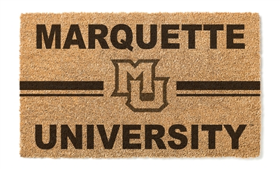 Marquette Welcome Mat
