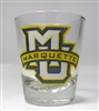 Marquette Golden Eagles MU Shot Glass