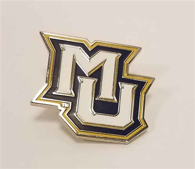 Marquette Golden Eagles MU Lapel Pin