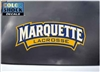 Marquette Golden Eagles LAX Woodmark Color Shock Decal