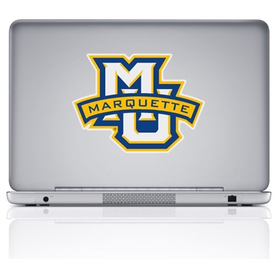 Marquette Golden Eagles Removable MU Decal