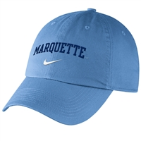 Marquette Golden Eagles Nike Campus Cap Valor Blue