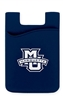 Marquette Golden Eagles Silicone Phone Wallet Sticker | Card Holder