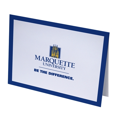 Marquette Golden Eagles Be The Difference Notecards