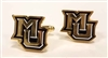 Marquette Golden Eagles Custom MU Cuff Links