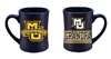 Marquette Golden Eagles Cobalt Matte Grandpa Mug