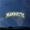 Marquette Golden Eagle Marquette Mini Color Shock Decal