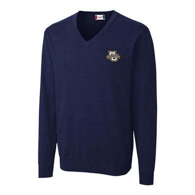 Marquette University Imatra V-Neck Sweater
