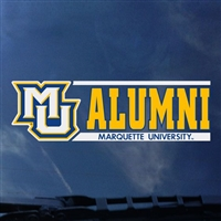 Marquette Golden Eagles Alumni Decal MU