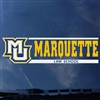 Marquette Golden Eagles Law School Decal