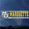 Marquette Golden Eagles Health Sciences Decal