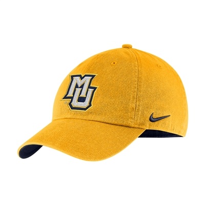 Nike Washed Cap Gold