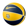 Marquette Mini Rubber Basketball