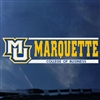 Marquette Golden Eagles Business Decal