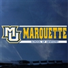 Marquette Golden Eagles Dentistry Decal