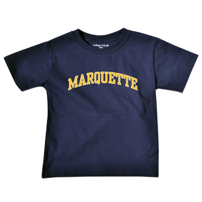 Marquette Golden Eagles Toddler Arch Tee