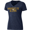 Marquette University Women's V-Neck Alumni Tee