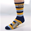 Marquette University Color Block Sock