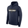 Beveled Mascot Therma Hoody Navy