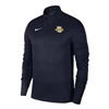 Marquette Golden Eagles Nike Pacer 1/4 Zip Top Navy