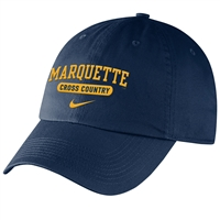 Marquette Golden Eagles Cross Country Campus Cap
