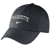 Marquette Golden Eagles Nike Campus Cap Black
