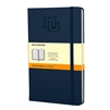 MU Moleskine Ruled Notebook