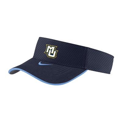 Marquette Golden Eagles Nike Sideline Visor