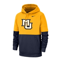 Marquette Golden Eagles Sideline Therma Hoody