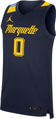 Marquette Golden Eagles Jordan College Replica Jersey