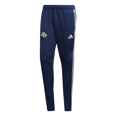 Marquette Golden Eagles adidas Tiro19 Training Pant