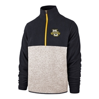 Marquette Golden Eagles Kodiak Colorblock 1/4 Zip