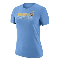 Women's Sideline Tee Valor Blue