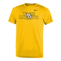 Marquette Nike Youth We Are MU Tee